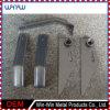 製粉するカスタマイズされた金属予備の精密CNC機械部品を押す