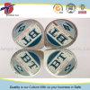 Kundenspezifischer gestempelschnittener Typ Aluminiumfolie-Deckel für pp.-Cup