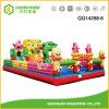 Childernの子供のための膨脹可能な城の警備員のおもちゃ