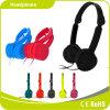 Neuer Art-niedriger Preis-fördernder faltbarer und beweglicher verdrahteter Kopfhörer