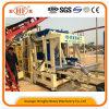 Machine de fabrication de brique automatique avec la presse hydraulique