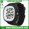 Horloges met de Banden van het Silicone, het Horloge van de Gelei (het-WS01)