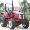 100HP Grande Puissance de tracteurs agricoles équipée avec Turbo Yto moteur