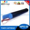 NPG-20 para Canon Toner Cartridge IR1610, IR2000, IR2010