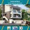 La casa prefabricada moderna de la cabina prefabricada grande de los hogares modulares se dirige la tasación