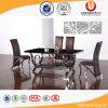工場販売の緩和されたガラスの食堂の家具表(UL-DC8033-1)