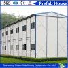 Camera prefabbricata personalizzata DIY dei comitati di parete del materiale da costruzione e del panino della struttura d'acciaio per adattamento