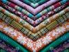 100%年の綿織物