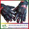 Le cuir folâtre des gants