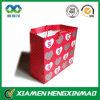 Sacco bianco del regalo macchiolina/del punto/casella & sacco di carta rossi di acquisto Bag/Gift