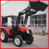 45HP Chargeur frontal et tracto pelle tracteur agricole Yto (YTO-454)