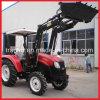 45HPフロント・エンドローダーおよびバックホウのYtoの農場トラクター(YTO-454)