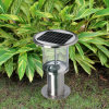 Design moderno Stainless Steel Solar Pillar LED Light con CE&IP65