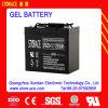 Batería de almacenamiento, 12V 50Ah gel acumulador (SRG50-12)