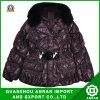 Chaqueta de la capa de la manera para la ropa de las mujeres (nilón rellenado DSC00098)