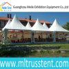 Pabellón al aire libre del PVC del jardín de la pagoda impermeable del toldo para la venta