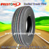 (8R22.5, 9R22.5, 10R22.5, 11R22.5, 12R22.5, 295/80R22.5) Double Star/Prestone/Long March Radial Tubeless Tuck Tyre/Truck Tires/Tyre/Tire