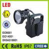 Projecteur portatif d'halogène/Worklight rechargeable BW6200D