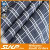Tela de lino teñida hilado del algodón para las materias textiles caseras