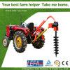 Bêcheur de trou de poteau de foreuse de tracteur (HG6 '')