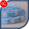 Gute Qualitätsgesponnener Kleidungs-Kennsatz/Größen-Kennsatz