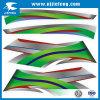 El OEM barato Libre-Diseña la etiqueta engomada cortada con tintas PVC de la carrocería de coche de la motocicleta