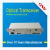 1 Ethernet-Optiksender/empfänger des Kanal-E1+Telefone+ der Daten-+100m
