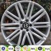 De Rand van het Wiel van de Legering van Bentley van het Aluminium van de Auto van de replica