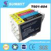 Patroon van de Inkt van de Kleur van de top de Compatibele voor Epson T601-604