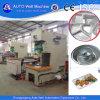 アルミホイルの使い捨て可能な容器の機械装置