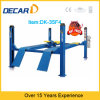 Hottst Item Dk-35f4 Used 4 Post Car Lift для Sale