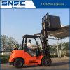 Seitlicher Benzin-LKW-Gabelstapler der Schiebungs3ton Fd30