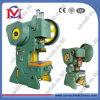 Inclinable aberto da série da máquina J23 da imprensa de poder mecânico para trás