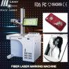 2D Mini Laser Printer voor roestvrij staal, aluminium, zilver, goud Fiber Metal lasermarkeermachines