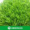 庭(AMUT327-35D)のためのPolyethlyleneの単繊維ヤーンの総合的な人工的な草