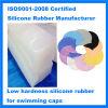 Niedriges Hardness Silicone Rubber für Swim Cap