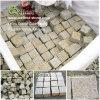 舗装のための黄色いカラーG682立方体の石