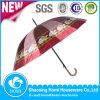 Paraplu van de Kwaliteit van de Stof van het satinet de Chinese Goede Promotie Goedkope rechtstreeks