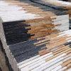 Panneaux en pierre empilés par ardoise mélangée normale en stock (SMC-SCP401)