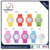 Montre de claque de montre de quartz de silicone de mode de mode (DC-919)