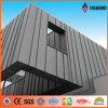 4mm gris-foncé 0.3mm Thickness Aluminum Decoration Panel (AF-410)