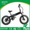 20 pouces pliant la graisse électrique Chine de bicyclette