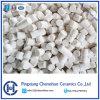 Cylindre en céramique d'alumine de Chemshun pour le fournisseur en céramique en caoutchouc de doublure