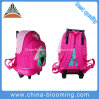 Cute Style Wheeled Trolley Kids School Travel Backpack Bag
