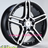 Bordas da roda da réplica de Vossen da roda da liga de alumínio do carro de R15*7j