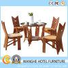 Ensemble de table de plein air en plein air créatif de jardin en bambou
