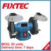 Верстачный шлифовальный станок електричюеского инструмента 150W Fixtec 150mm электрический (FBG15001)