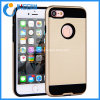 Caisse protectrice de portable mince d'armure pour iPhone4/5/6/7/Plus
