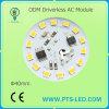 3W 5W 7W 9W 12W 15W Pts SKD 110V 220V AC SMD LED Module Carte PCB en aluminium