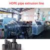 Máquina da extrusão da tubulação do HDPE Lsj-75/38